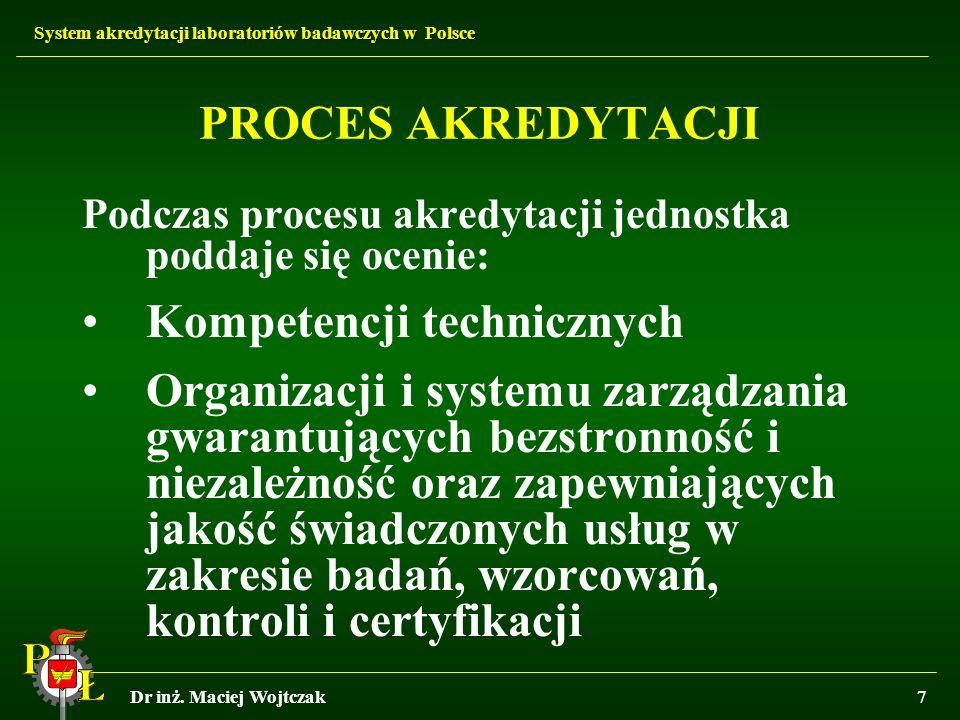 Kompetencji technicznych
