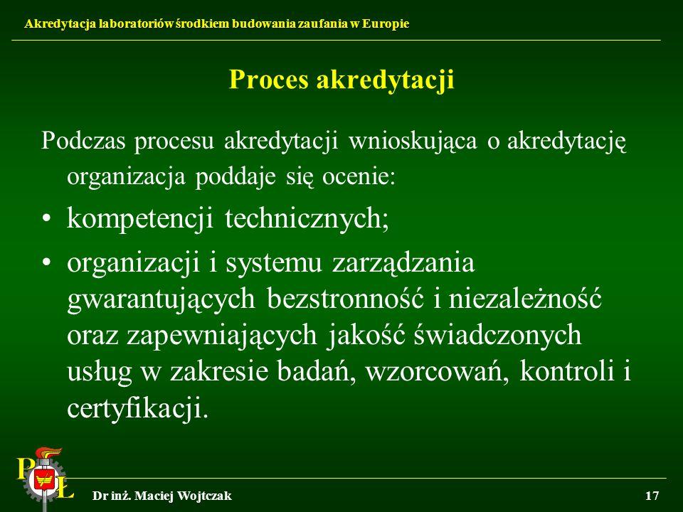 kompetencji technicznych;