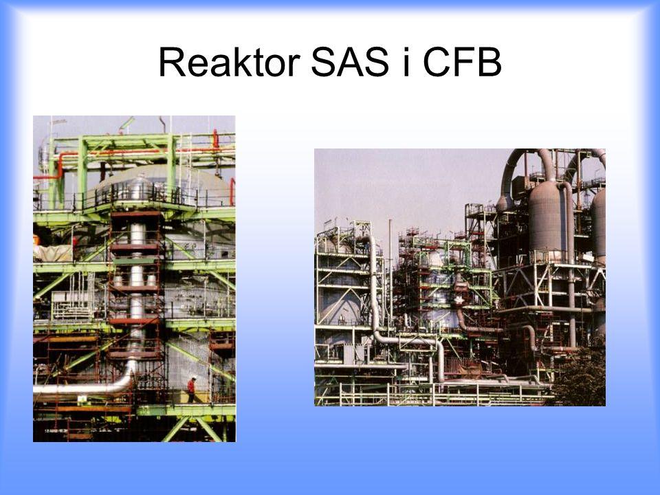 Reaktor SAS i CFB