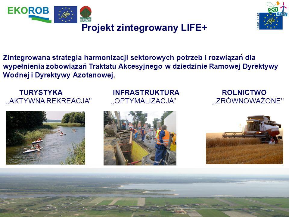 Projekt zintegrowany LIFE+