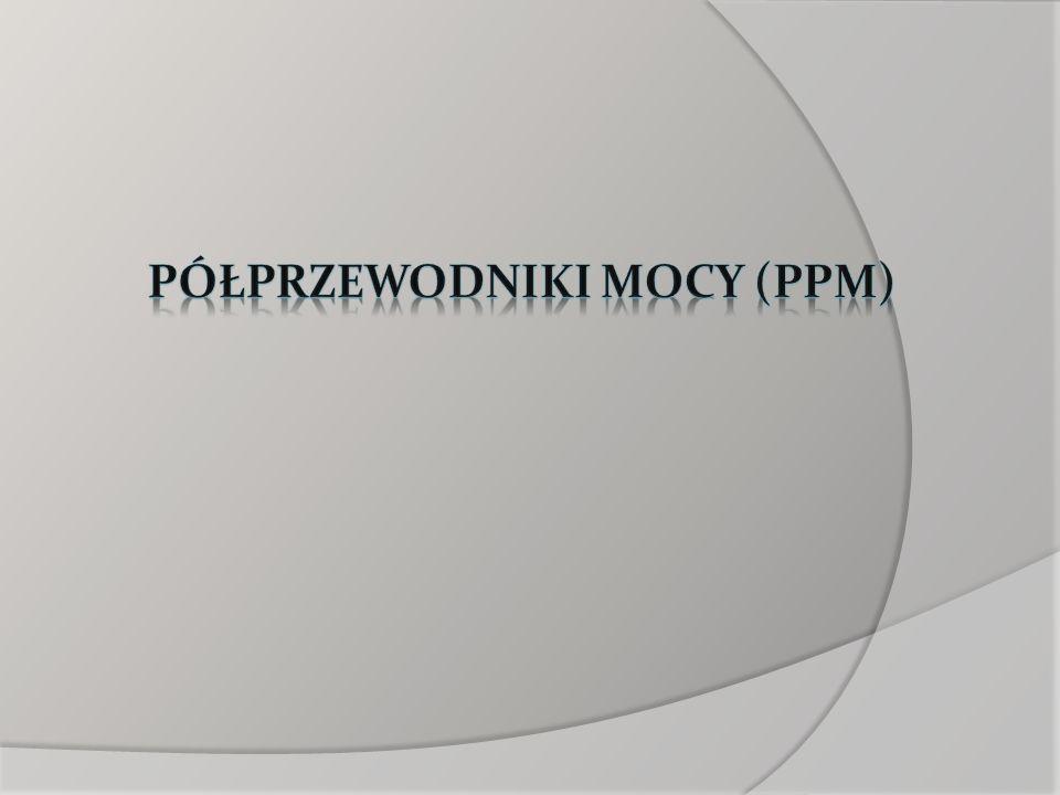 Półprzewodniki mocy (ppm)