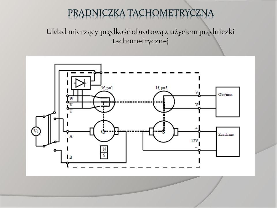 Prądniczka tachometryczna