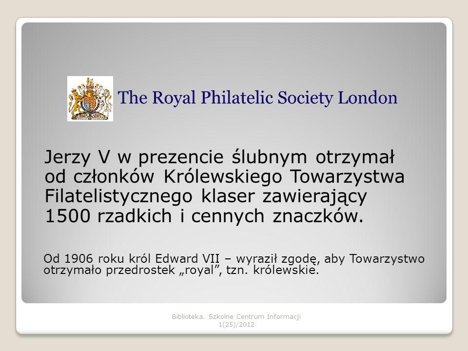 Biblioteka. Szkolne Centrum Informacji 1(25)/2012