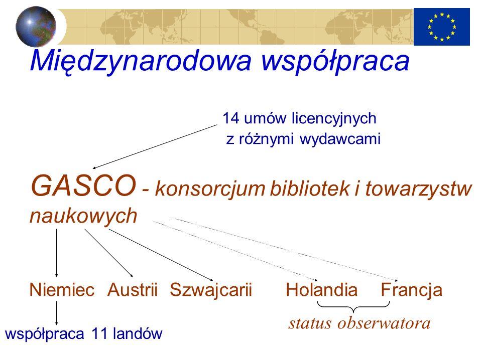 Międzynarodowa współpraca. 14 umów licencyjnych