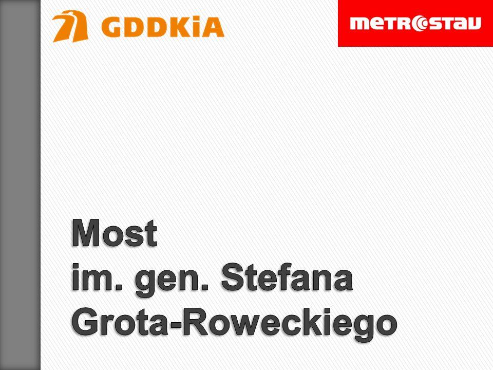 Most im. gen. Stefana Grota-Roweckiego
