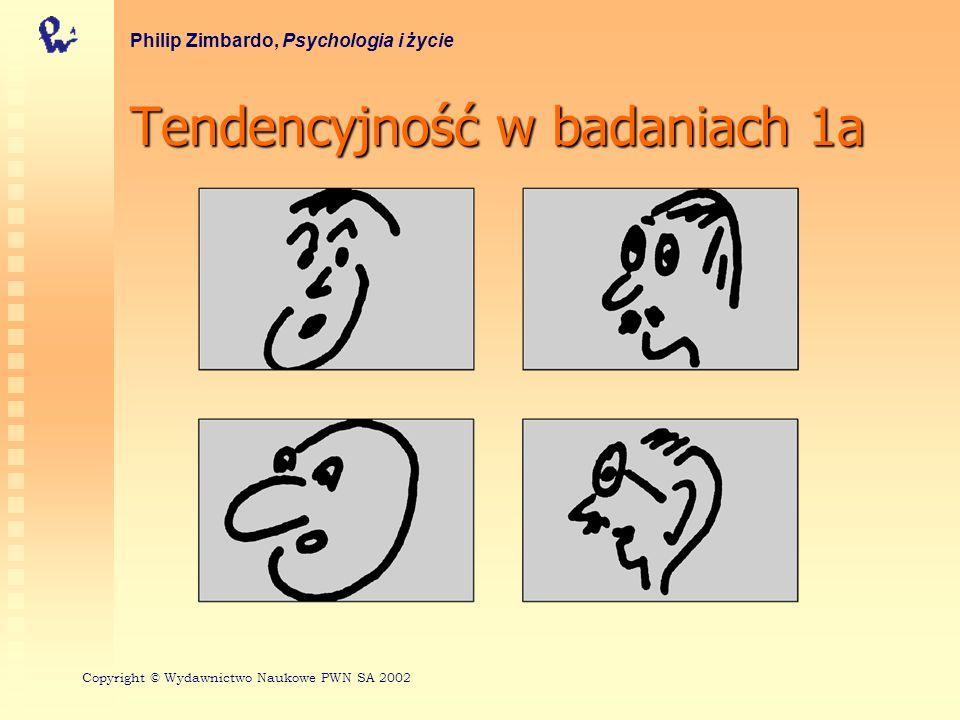Tendencyjność w badaniach 1a