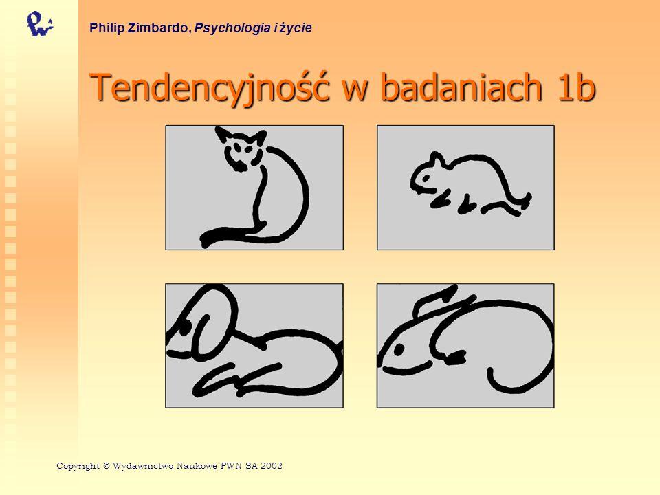 Tendencyjność w badaniach 1b