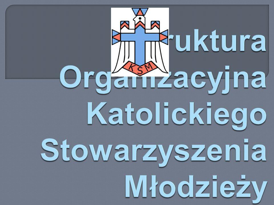 Struktura Organizacyjna Katolickiego Stowarzyszenia Młodzieży