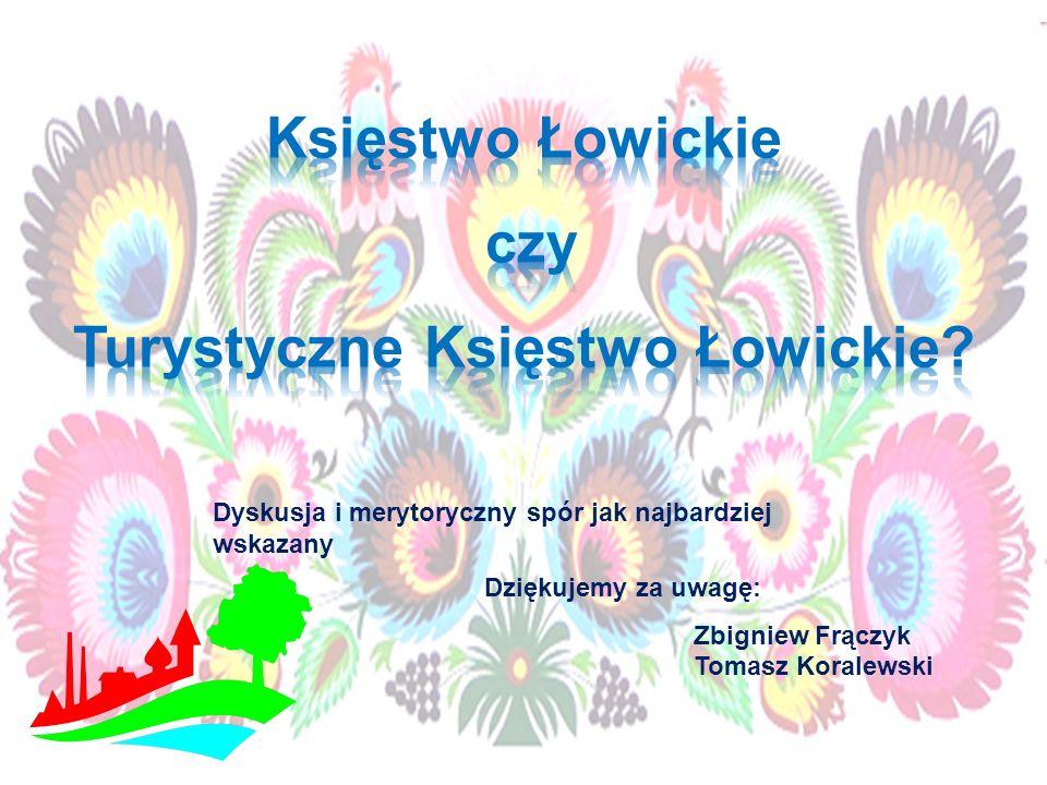 Turystyczne Księstwo Łowickie