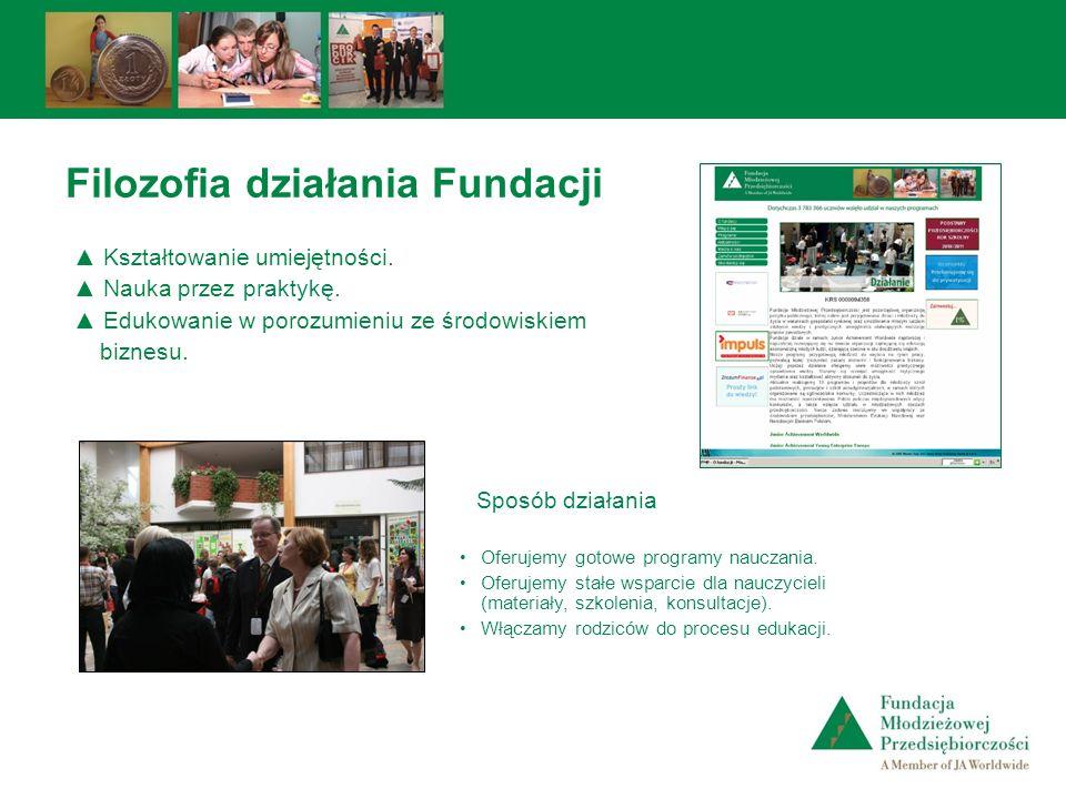 Filozofia działania Fundacji