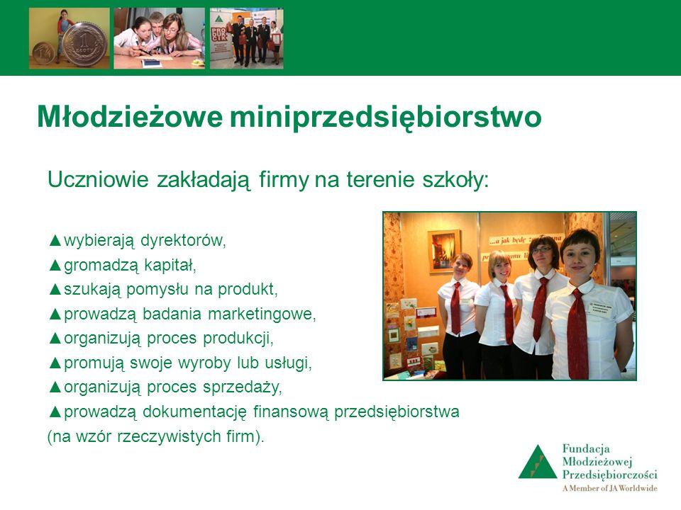 Młodzieżowe miniprzedsiębiorstwo