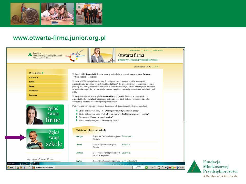 www.otwarta-firma.junior.org.pl 48