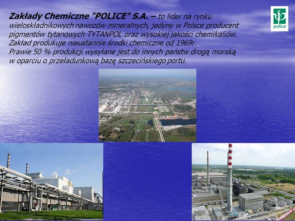 Zakłady Chemiczne POLICE S. A