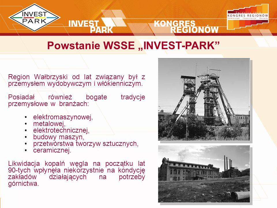 """Powstanie WSSE """"INVEST-PARK"""
