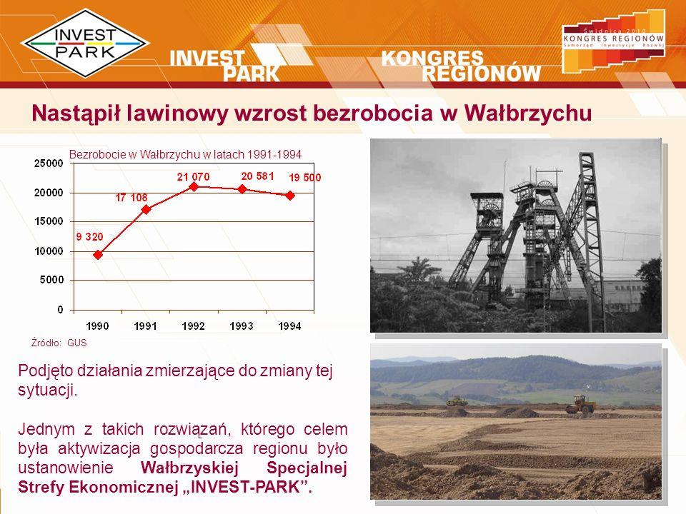 Nastąpił lawinowy wzrost bezrobocia w Wałbrzychu