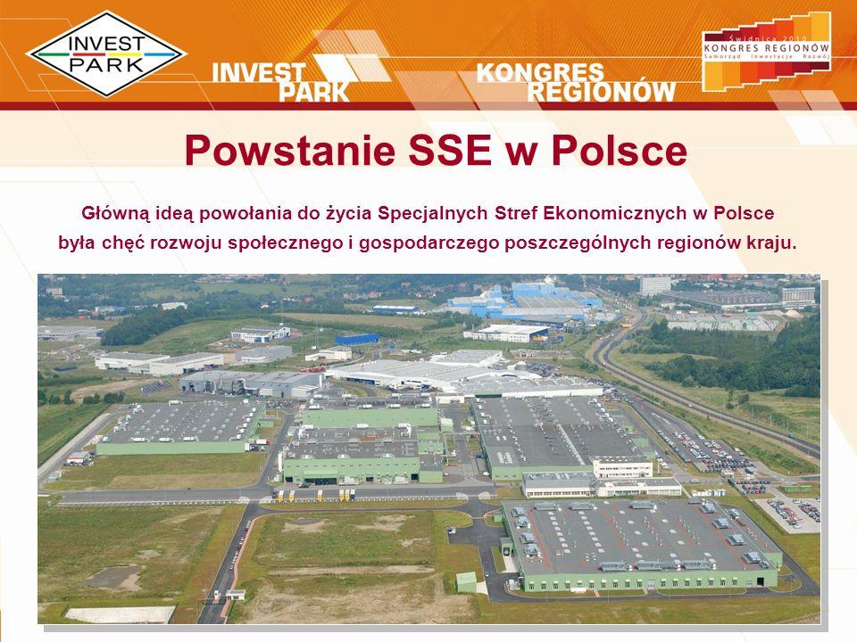 Powstanie SSE w Polsce