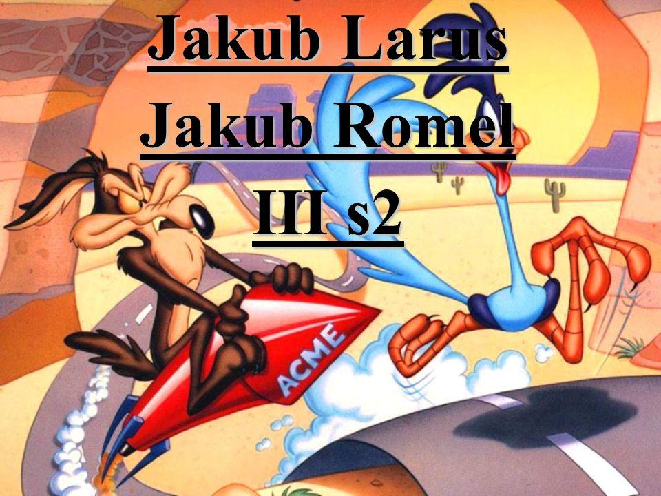 Jakub Larus Jakub Romel III s2