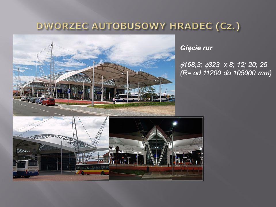 DWORZEC AUTOBUSOWY HRADEC (Cz.)