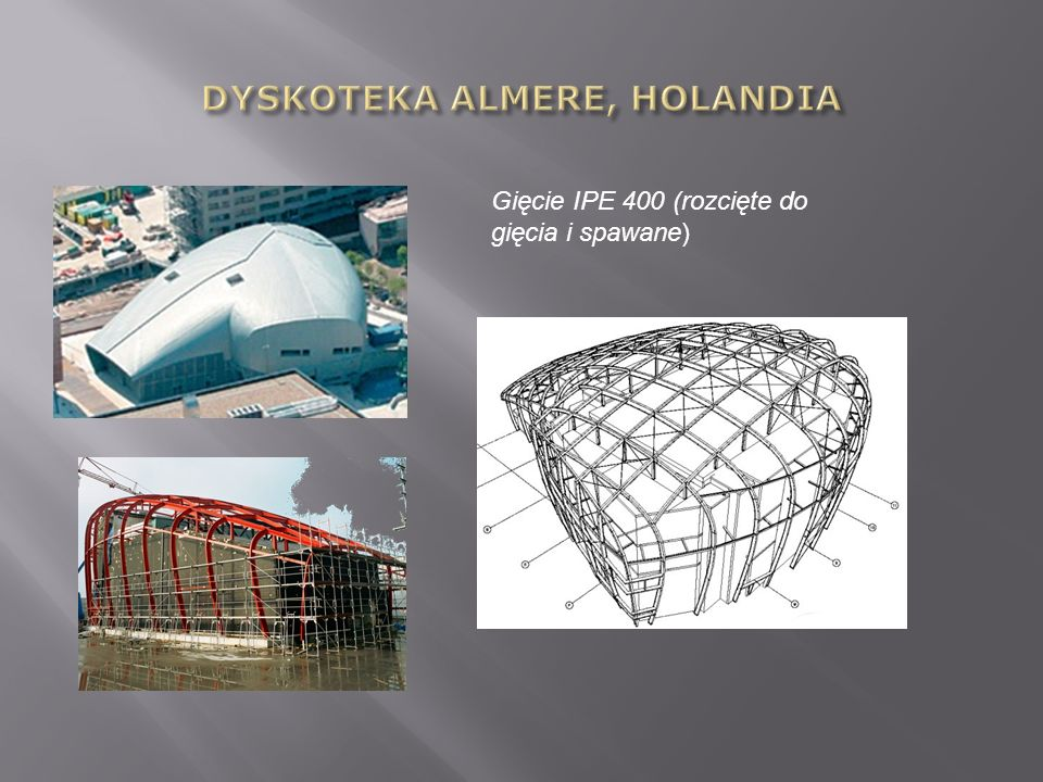 DYSKOTEKA ALMERE, HOLANDIA