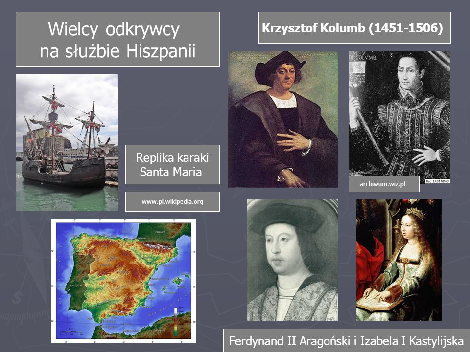 Ferdynand II Aragoński i Izabela I Kastylijska