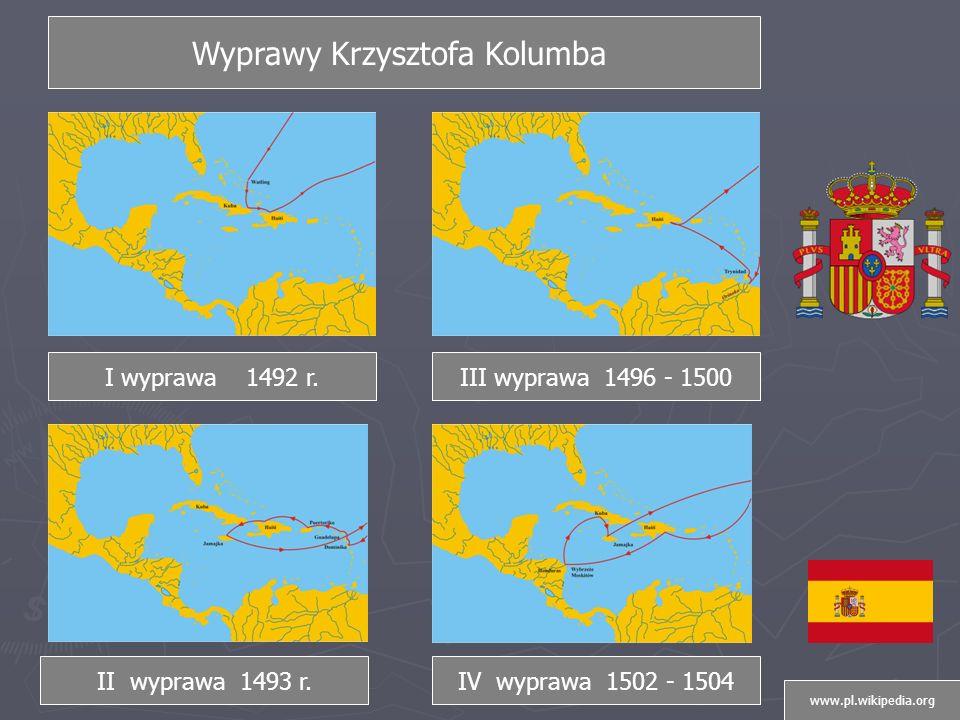 Wyprawy Krzysztofa Kolumba