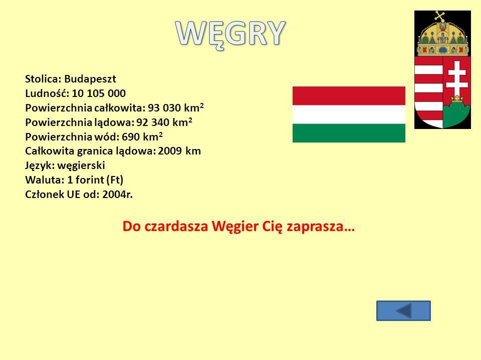 Do czardasza Węgier Cię zaprasza…