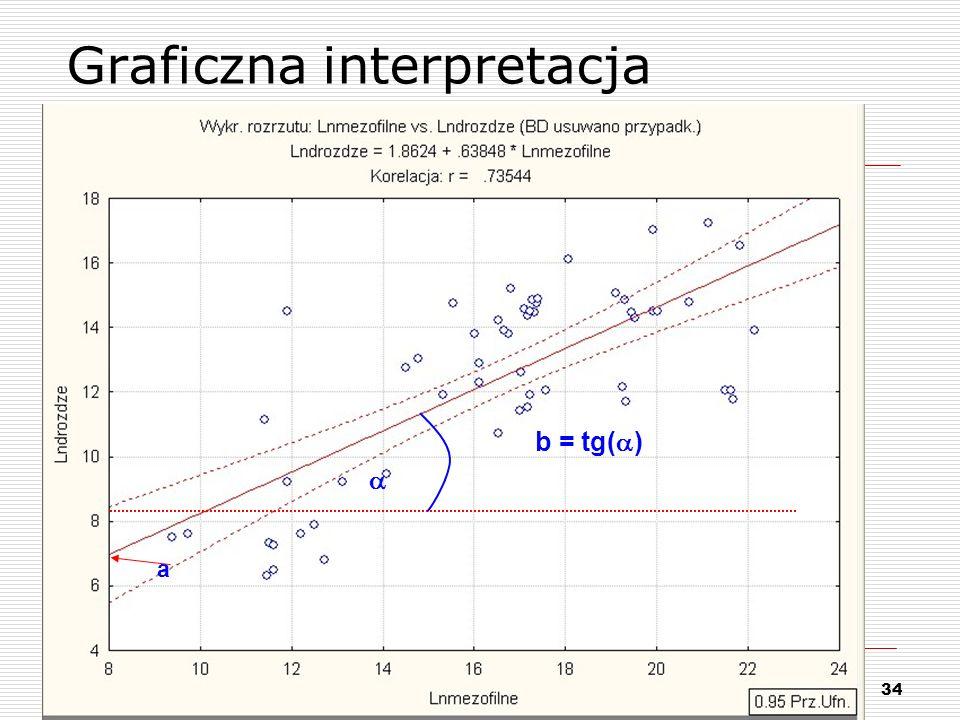 Graficzna interpretacja