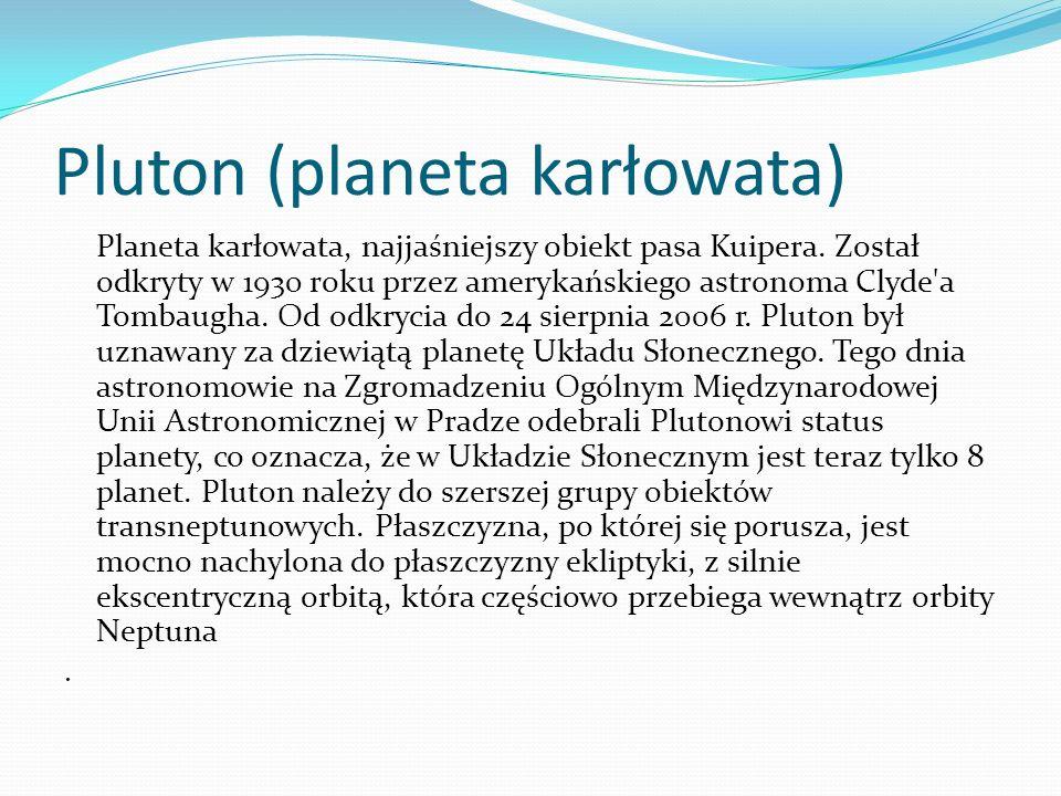 Pluton (planeta karłowata)