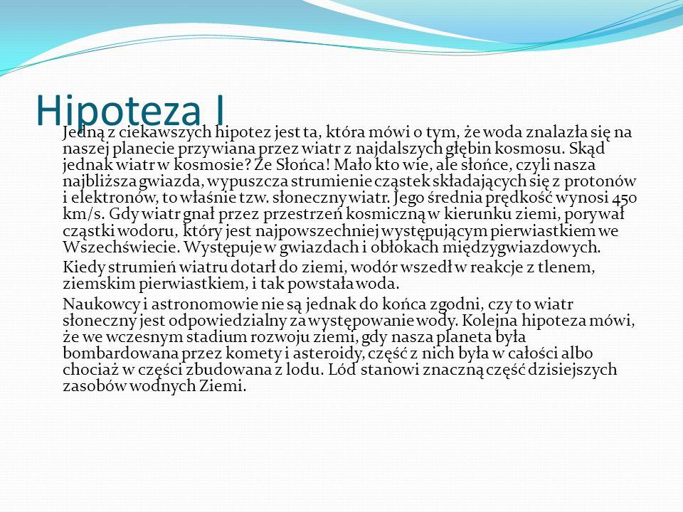 Hipoteza I