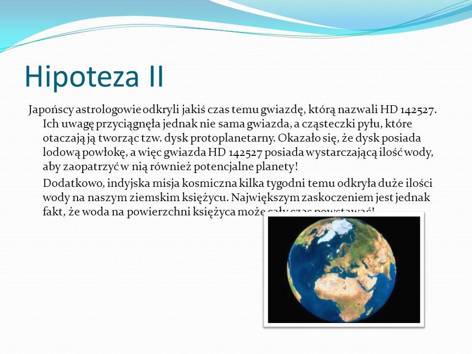 Hipoteza II