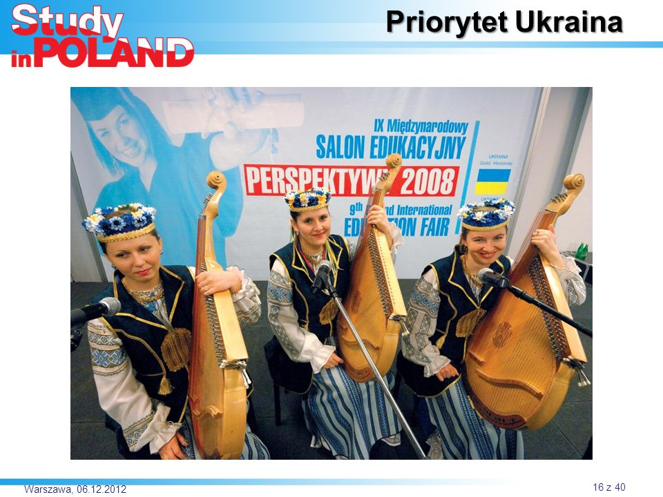 Priorytet Ukraina Warszawa, 06.12.2012