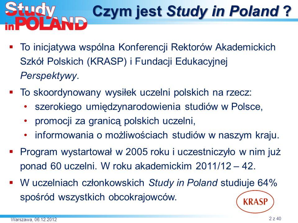 Czym jest Study in Poland