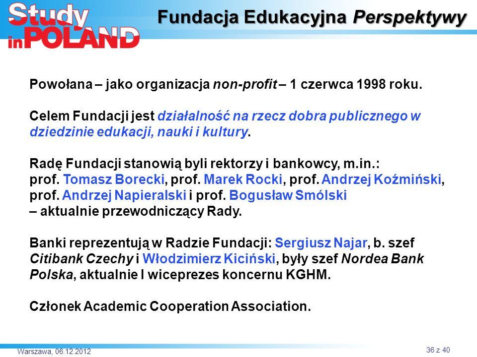 Fundacja Edukacyjna Perspektywy