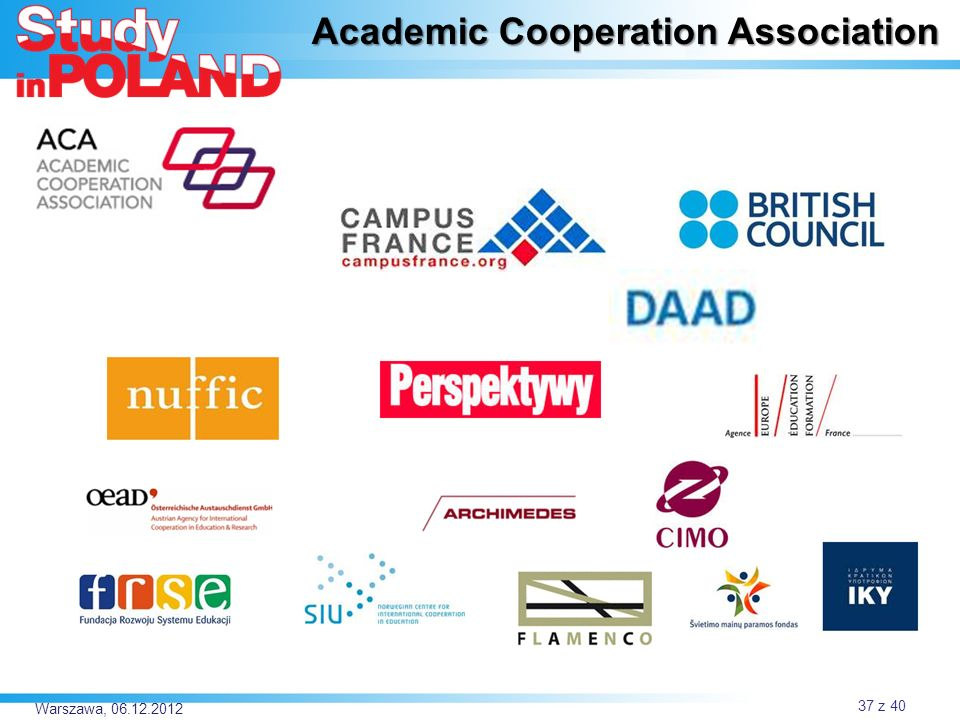 Academic Cooperation Association