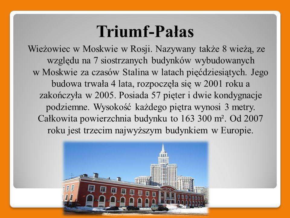 Triumf-Pałas