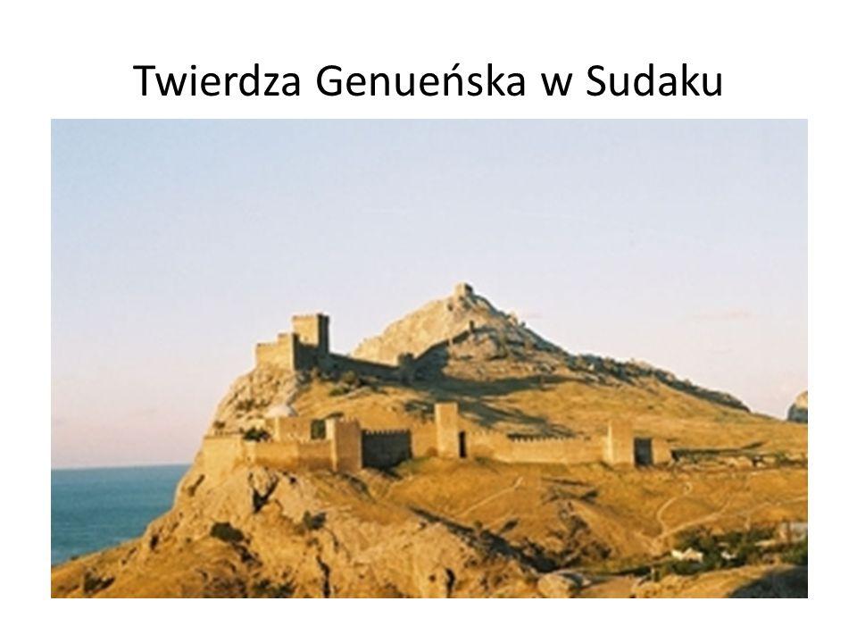 Twierdza Genueńska w Sudaku