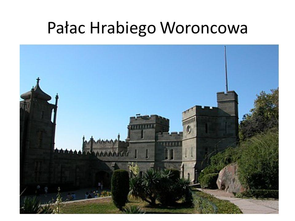 Pałac Hrabiego Woroncowa