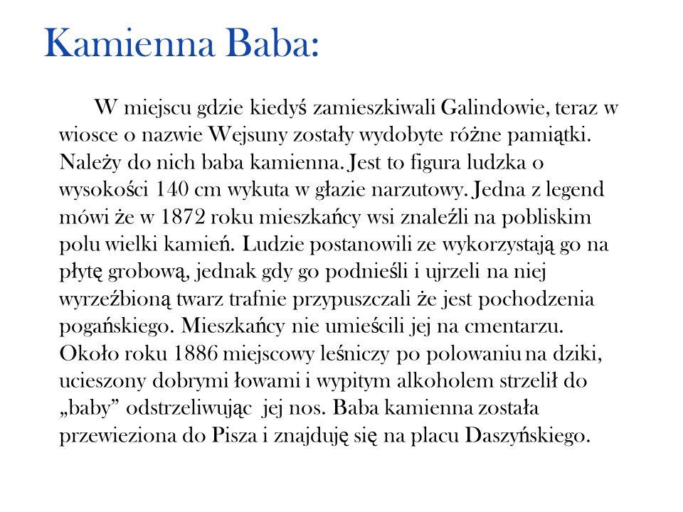 Kamienna Baba: