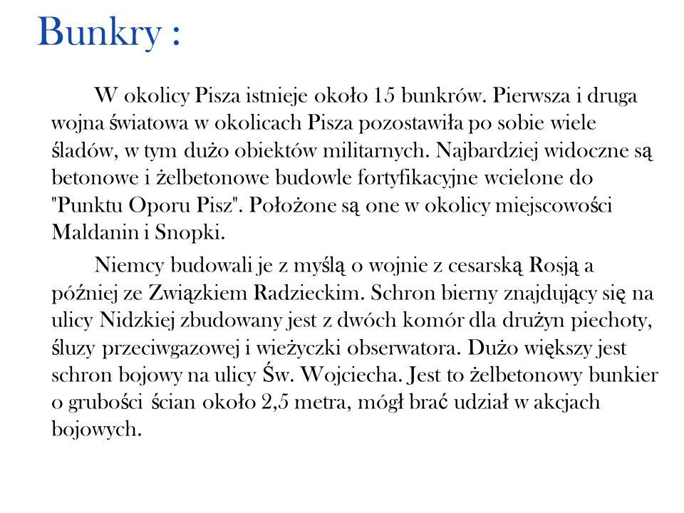Bunkry :