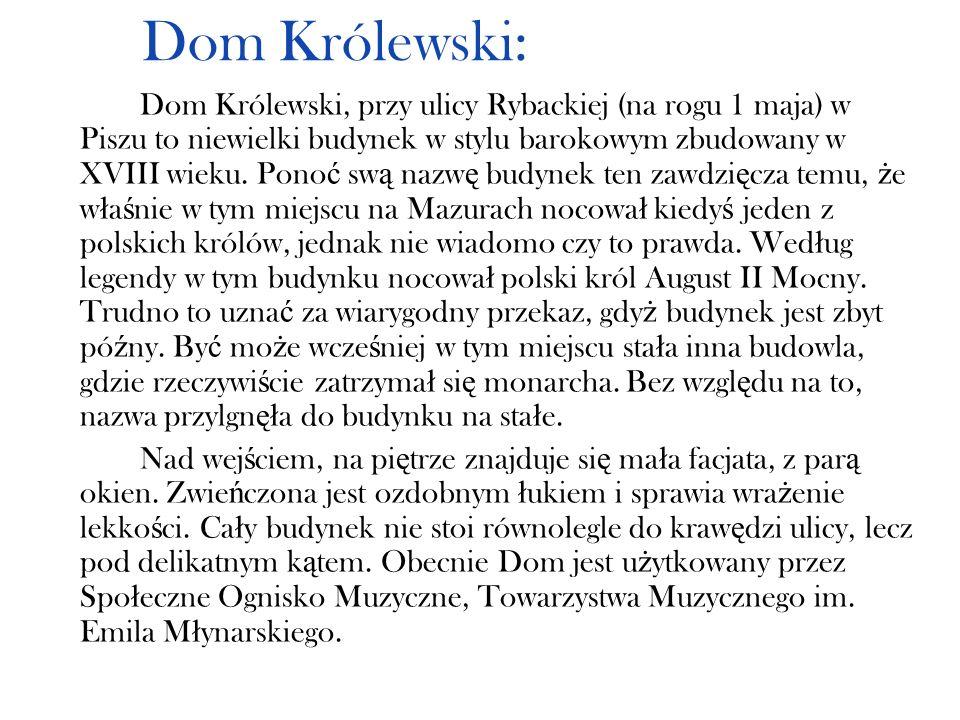 Dom Królewski:
