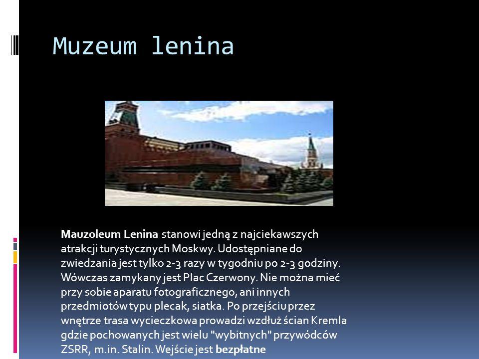 Muzeum lenina