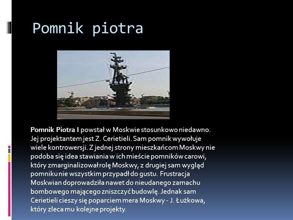 Pomnik piotra