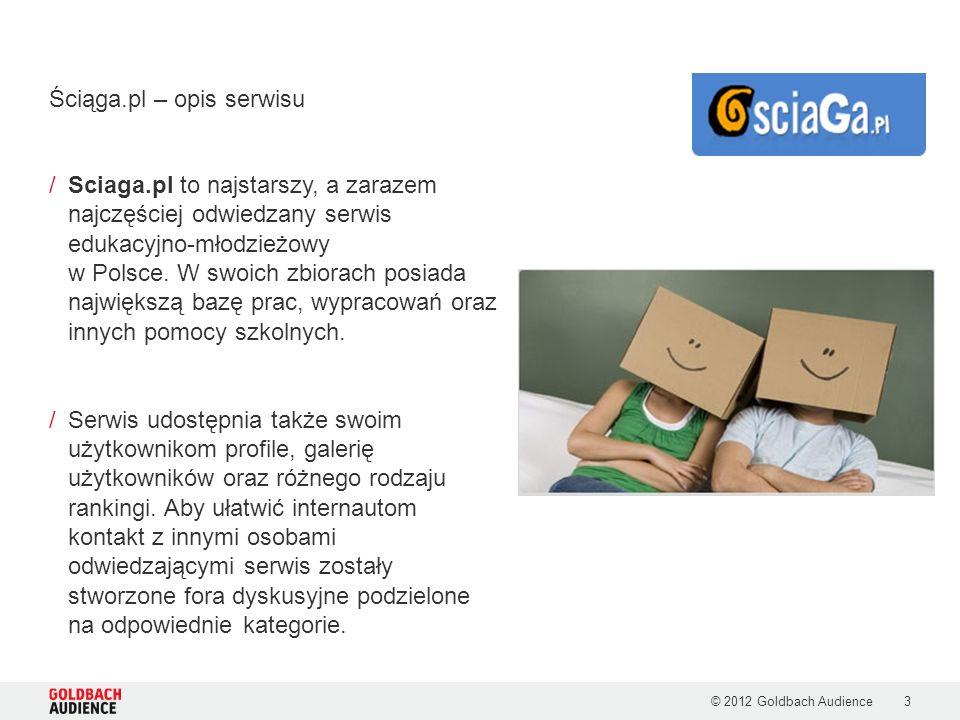 Ściąga.pl – opis serwisu