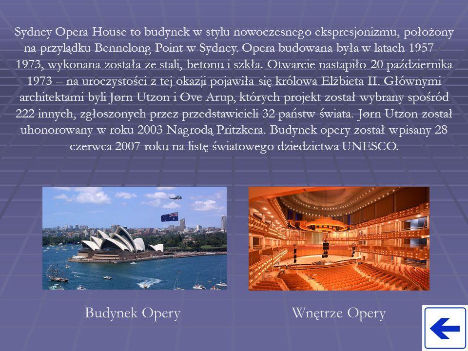 Budynek Opery Wnętrze Opery