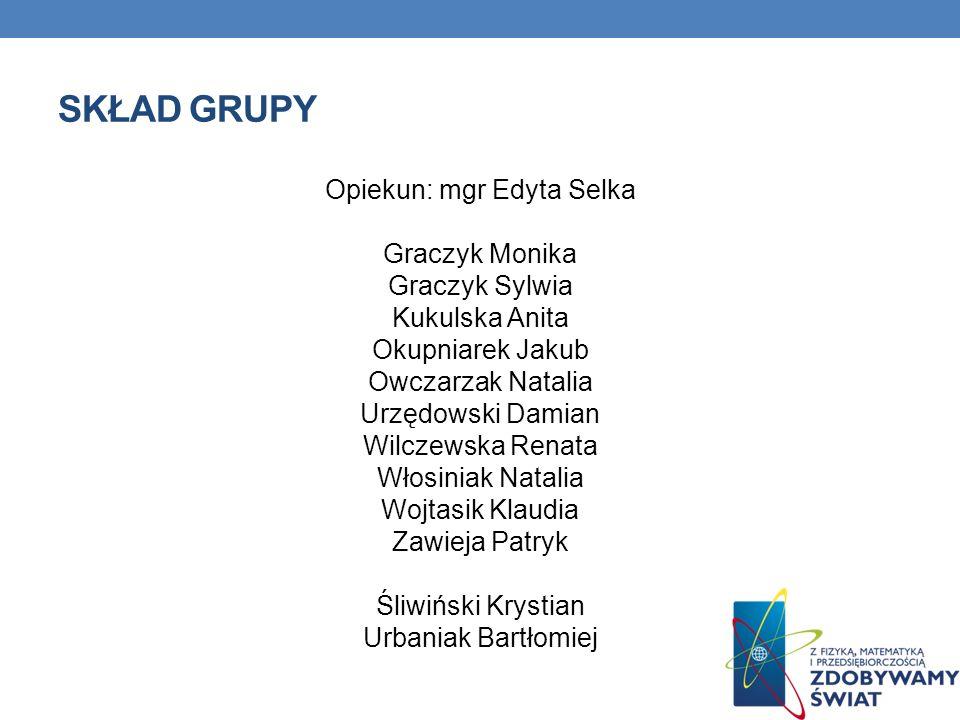 Skład grupy