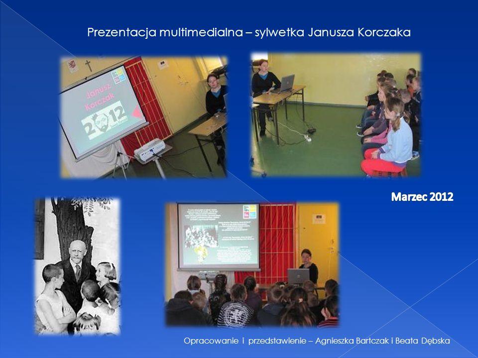 Prezentacja multimedialna – sylwetka Janusza Korczaka