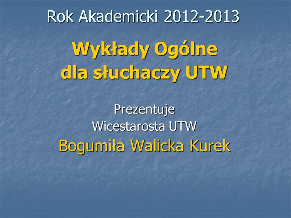 Bogumiła Walicka Kurek