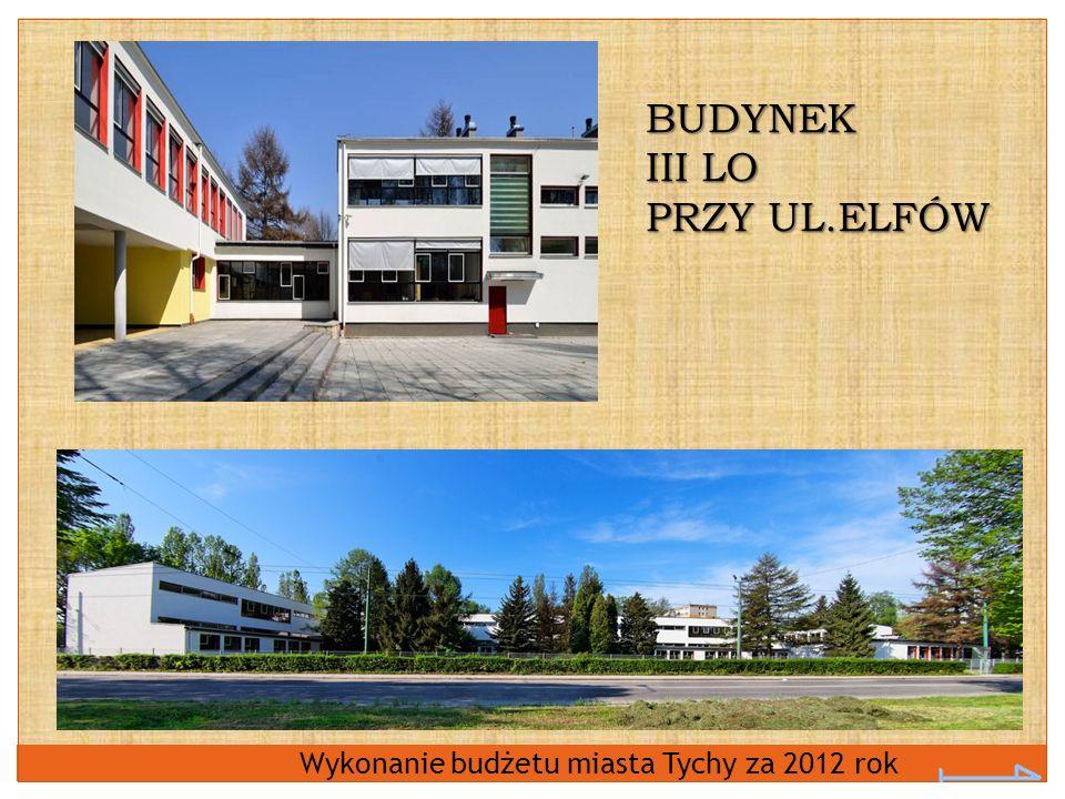 BUDYNEK III LO PRZY UL.ELFÓW