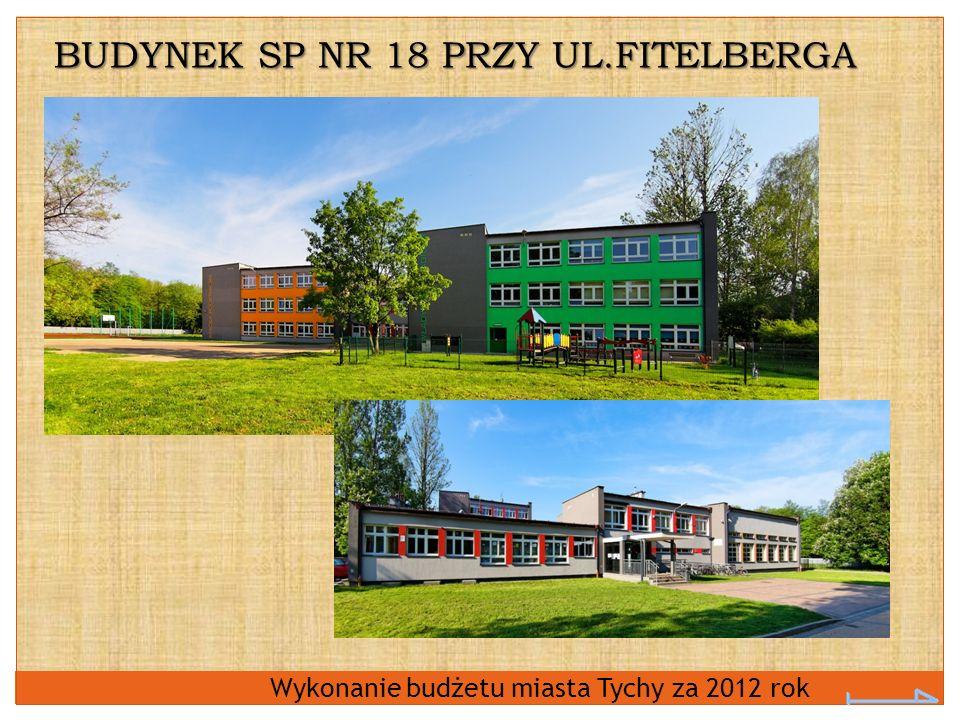BUDYNEK SP NR 18 PRZY UL.FITELBERGA