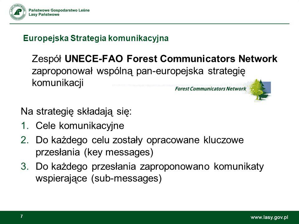 Europejska Strategia komunikacyjna